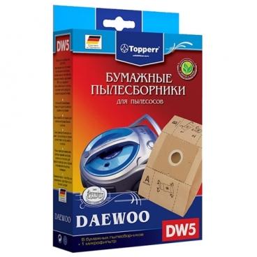Topperr Бумажные пылесборники DW5