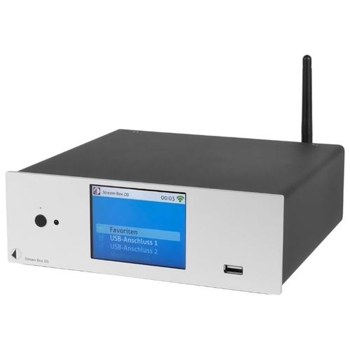 Сетевой аудиоплеер Pro-Ject Stream Box DS