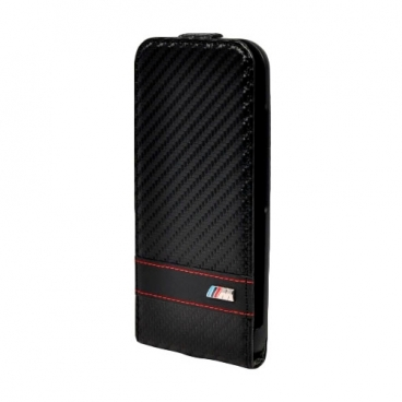 Чехол BMW M-Collection Flip Carbon для Apple iPhone 6/iPhone 6S