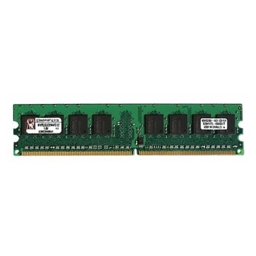 Оперативная память 2 ГБ 1 шт. Kingston KVR800D2N6/2G