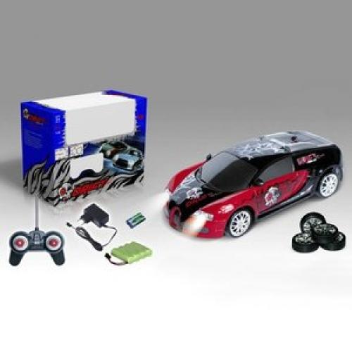 Гоночная машина HB 666 Veyron 4WD 1:24
