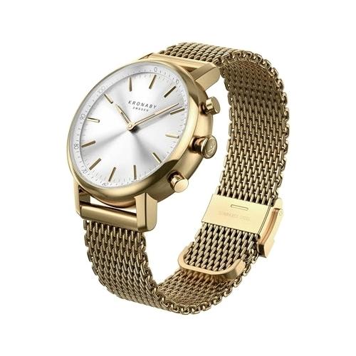Часы Kronaby Carat (mesh bracelet) 38mm
