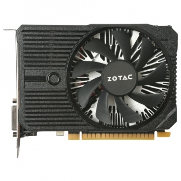 Видеокарта ZOTAC GeForce GTX 1050 1354Mhz PCI-E 3.0 2048Mb 7000Mhz 128 bit DVI HDMI HDCP Mini