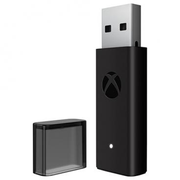 Microsoft Беспроводной адаптер геймпада Xbox для Windows 10