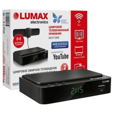 TV-тюнер LUMAX DV-2115HD