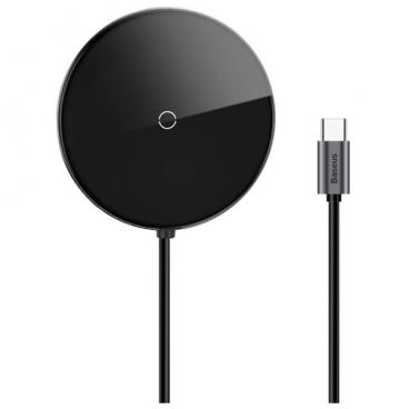 Беспроводная сетевая зарядка Baseus Circular Mirror Wireless Charger