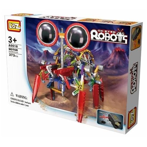 Электромеханический конструктор LOZ Ox-Eyed Robots A0018