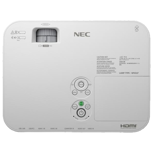 Проектор NEC NP-ME331W