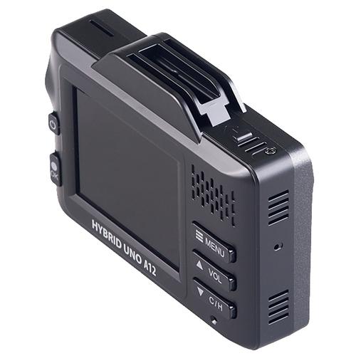 Видеорегистратор с радар-детектором SilverStone F1 HYBRID UNO A12
