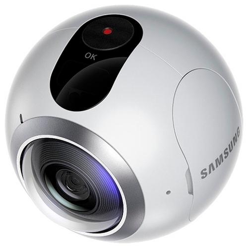 Экшн-камера Samsung Gear 360 SM-C200