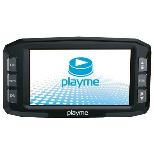 Видеорегистратор с радар-детектором Playme P200 TETRA, GPS