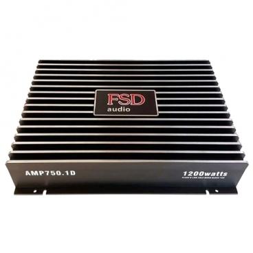 Автомобильный усилитель FSD audio STANDART AMP 750.1D