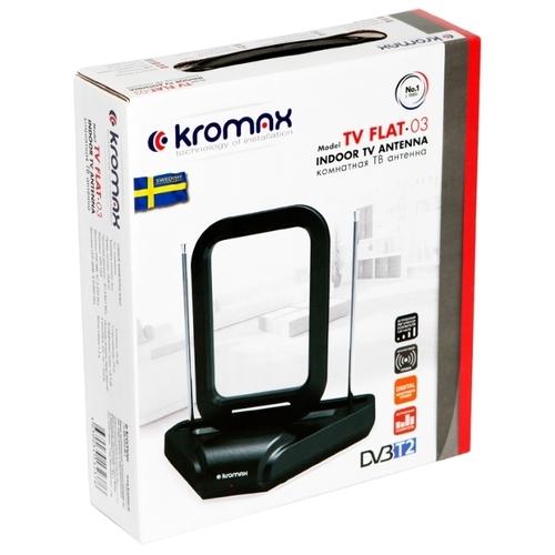 Антенна Kromax TV FLAT-03