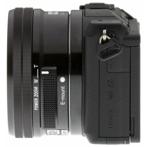 Фотоаппарат Sony Alpha ILCE-5100 Kit