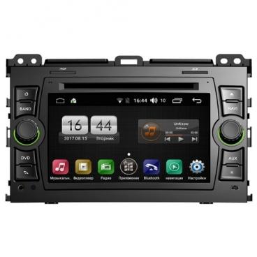 Автомагнитола FarCar s170 Toyota PRADO Android (L456)