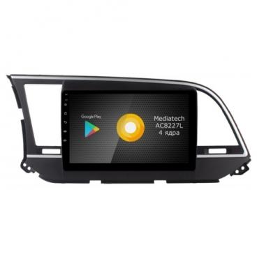 Автомагнитола ROXIMO S10 RS-2016 Hyundai Elantra 6 (Android 8.1)