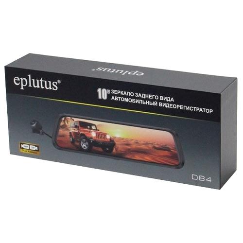 Видеорегистратор Eplutus D84, 2 камеры