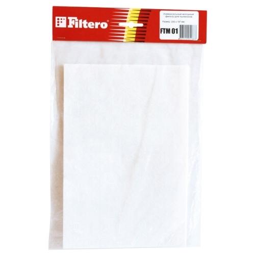 Filtero Моторные фильтры FTM 01
