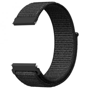 Lyambda Универсальный ремешок из нейлона Vega для часов 20 mm