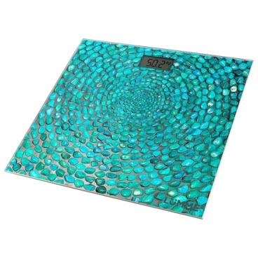 Весы Lumme LU-1329 Blue turquoise