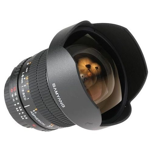 Объектив Samyang 14mm f/2.8 ED AS IF UMC Samsung NX