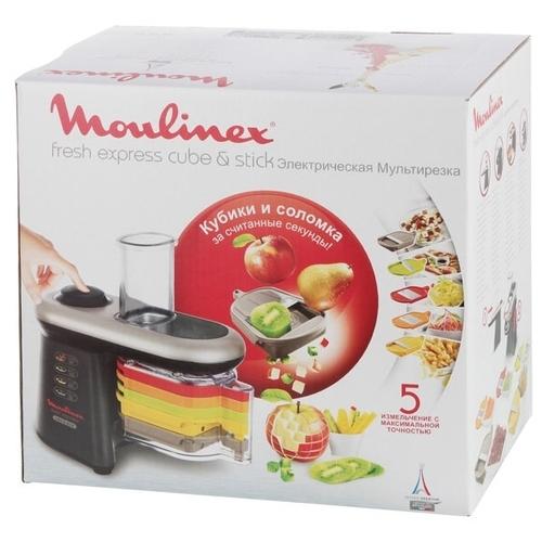 Измельчитель Moulinex DJ9058 Fresh Express Cube