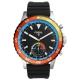 Часы FOSSIL Hybrid Smartwatch Q Crewmaster (silicone)