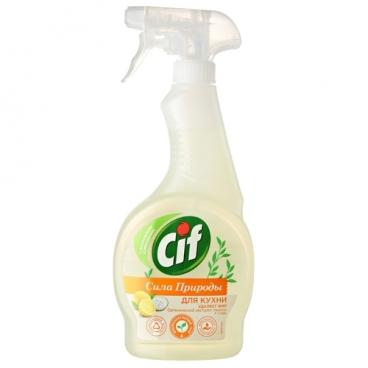 Чистящее средство для кухни Сила Природы Cif