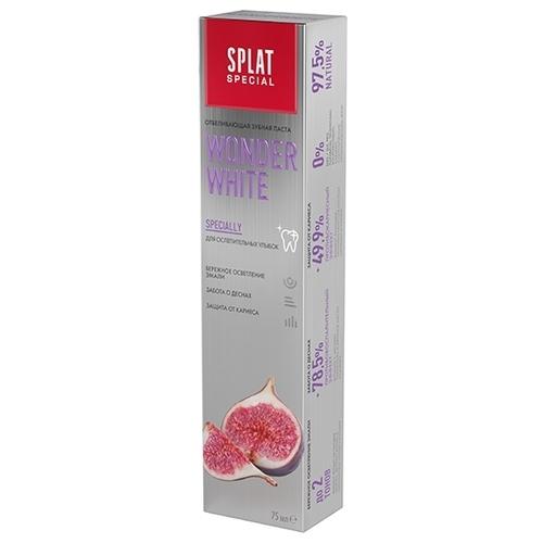 Зубная паста SPLAT Wonder White