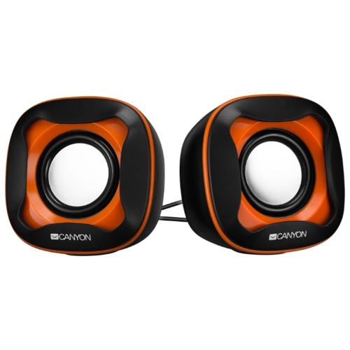Компьютерная акустика Canyon Wired USB 2.0 Computer Speakers