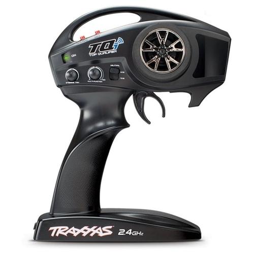 Трагги Traxxas E-Revo VXL TSM (71076-3) 1:16 32.8 см