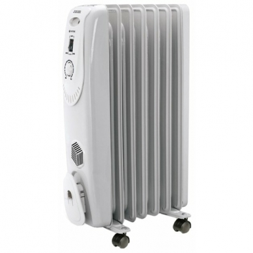 Масляный радиатор VITEK VT-1704 W