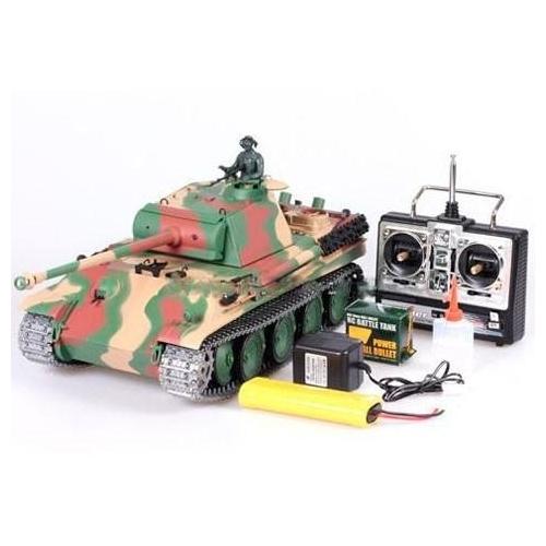 Танк Heng Long Panther G (3879-1PRO) 1:16