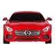 Легковой автомобиль Rastar Mercedes AMG GT3 (72100) 1:24 18 см