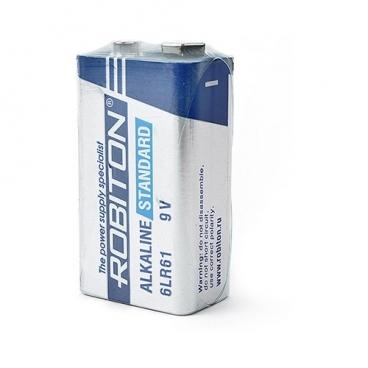 Батарейка ROBITON Alkaline Standart 6LR61 Крона