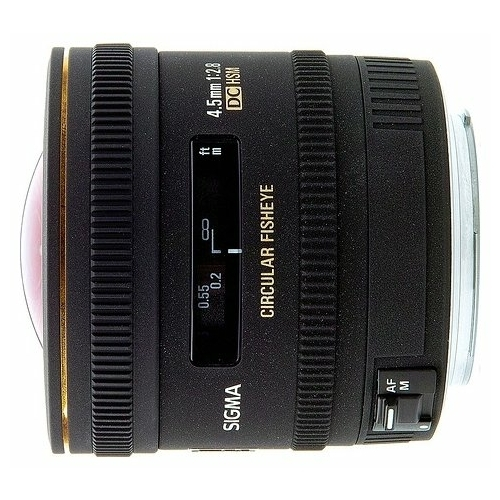 """Объектив Sigma AF 4.5mm f/2.8 EX DC HSM Circular Fisheye Minolta A"""""""