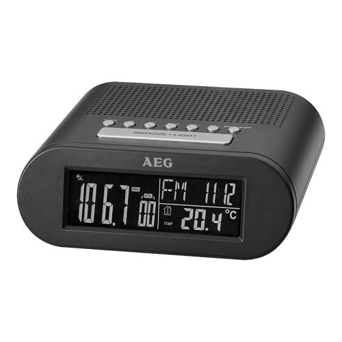 Радиобудильник AEG MRC 4145 F