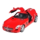 Легковой автомобиль MZ Mercedes-Benz SLS AMG (MZ-25046A) 1:24 20 см