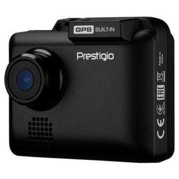 Видеорегистратор Prestigio RoadRunner 410GPS, GPS