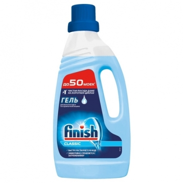 Finish Classic гель для посудомоечной машины