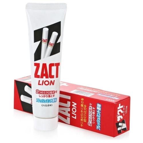 Зубная паста Lion Zact Антибактериальная