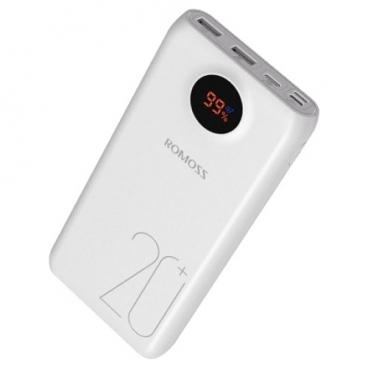 Аккумулятор Romoss SW20 Pro, 20000 mAh