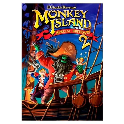 Monkey Island 2 Special Edition : LeChuck's Revenge