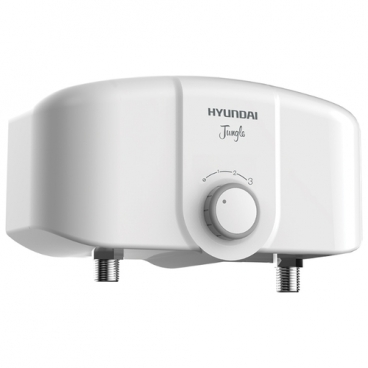 Проточный электрический водонагреватель Hyundai H-IWR2-5P-UI073/CS