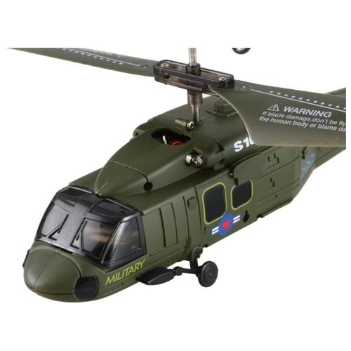 Вертолет Syma Black Hawk UH-60 (S102G) 20 см