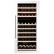 Встраиваемый винный шкаф Dunavox DAB-89.215DW