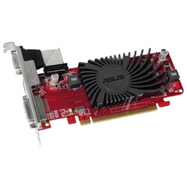 Видеокарта ASUS Radeon R5 230 650MHz PCI-E 2.1 2048MB 1200MHz 64 bit DVI HDMI HDCP