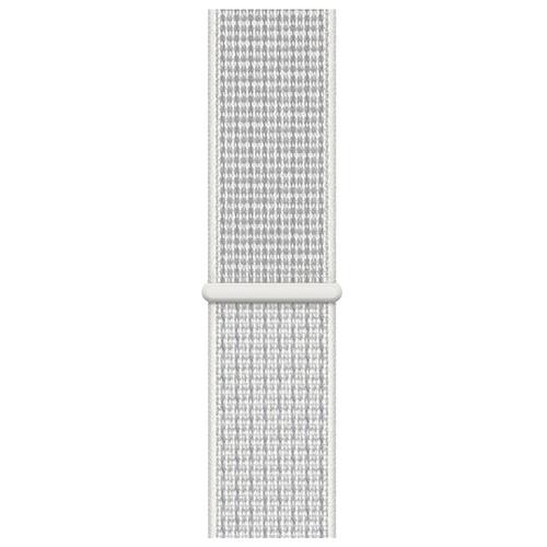 Часы Apple Watch Series 4 GPS 40mm Aluminum Case with Nike Sport Loop