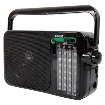 Радиоприемник СИГНАЛ ELECTRONICS РП-233