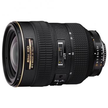 Объектив Nikon 28-70mm f/2.8 ED-IF AF-S Zoom-Nikkor